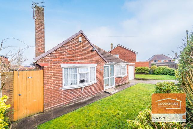 2 bed bungalow for sale in Adams Road, Walsall Wood, Walsall WS8