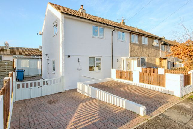 Thumbnail End terrace house for sale in Crag View Road, Skipton