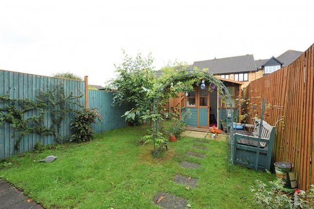 Rear Garden of Knights Manor Way, Temple Hill, Dartford DA1