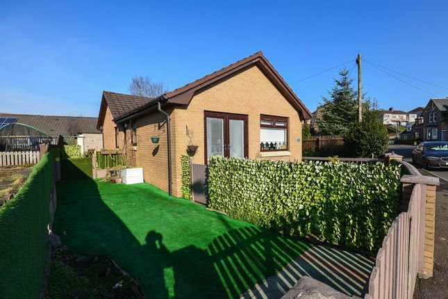 Thumbnail Detached bungalow for sale in Manse Road, Kilsyth, Glasgow