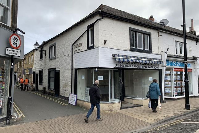 Commercial property for sale in Kirkgate, Otley