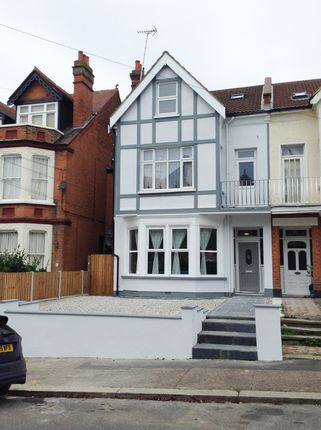 Front Aspect of Cobham Road, Westcliff-On-Sea SS0