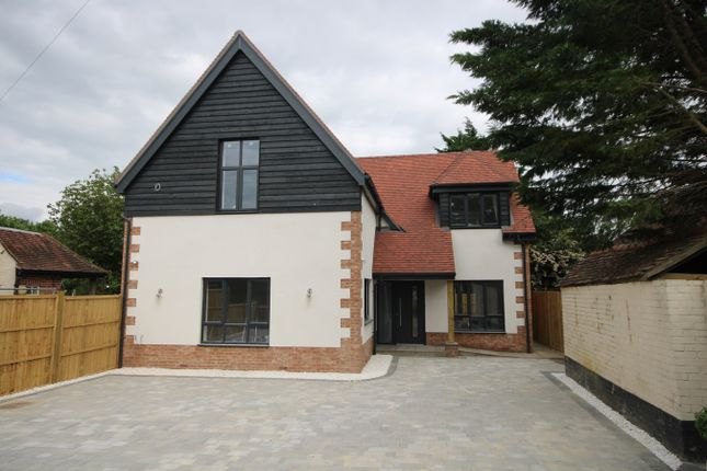 4 bed detached house for sale in Worlds End, Beedon, Newbury RG20