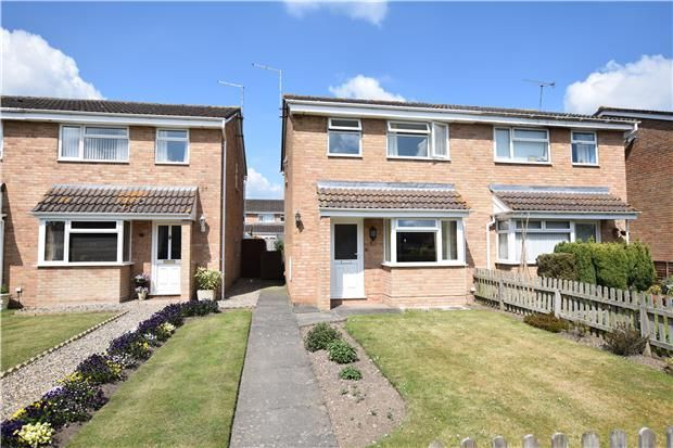 Thumbnail 3 bedroom semi-detached house for sale in Byfords Close, Huntley, Gloucester