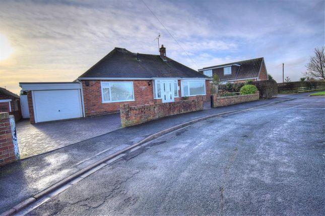 Thumbnail Detached bungalow for sale in Beech Avenue, Flamborough, Bridlington