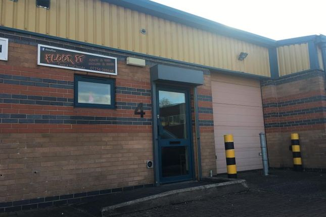 Industrial to let in Unit 4, Flynn Row, Fenton Industrial Estate, Stoke-On-Trent