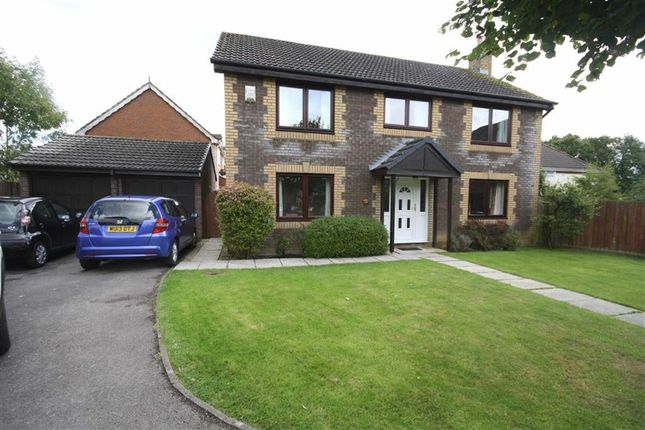 Thumbnail Detached house for sale in Granger Close, Chippenham, Wiltshire