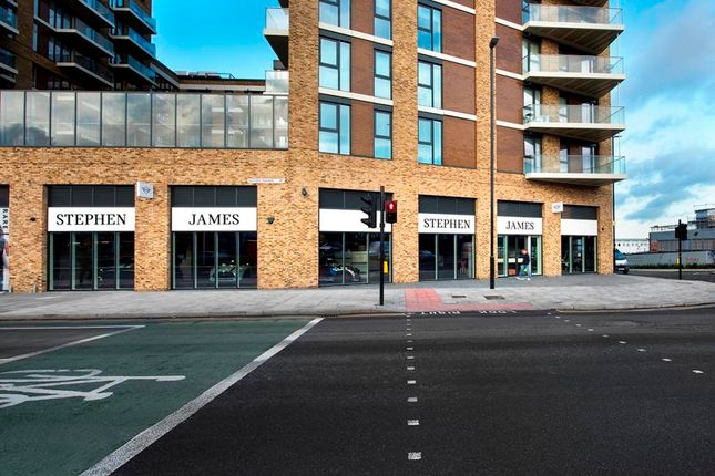 Retail premises to let in Plumstead Road, Royal Arsenal Riverside, Woolwich