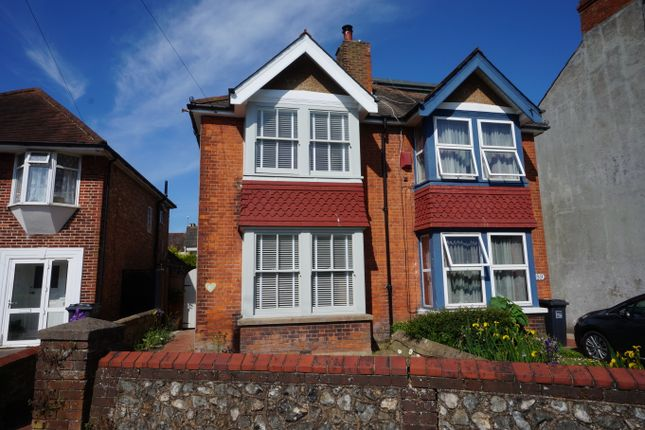 Thumbnail Semi-detached house for sale in Reigate Road, West Worthing