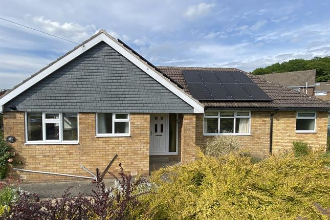 Thumbnail Detached bungalow for sale in Woodvale Close, Somersall, Chesterfield