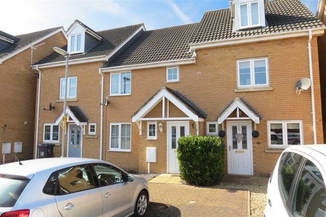 Thumbnail Terraced house to rent in Wheat Grove, Sleaford