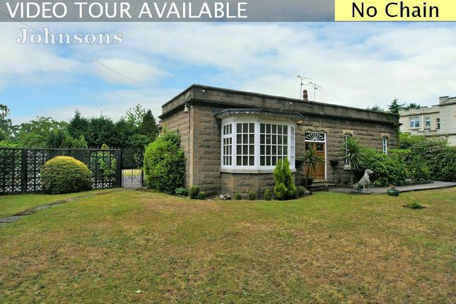 Thumbnail Detached bungalow for sale in St Wilfrids Road, Bessacarr, Doncaster.