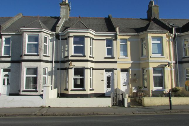 Thumbnail Terraced house to rent in Antony Road, Torpoint