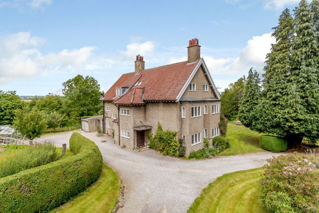 Thumbnail Detached house for sale in Newton Le Willows, Bedale, North Yorkshire