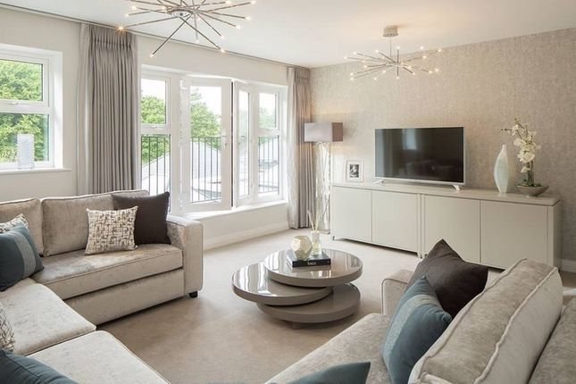 "Thumbnail Town house for sale in ""The Cramond"" at Milngavie Road, Bearsden, Glasgow"