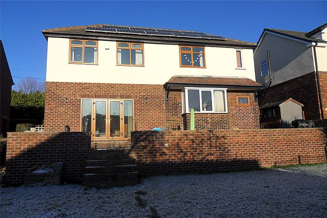 Thumbnail Detached house for sale in Quarryside Road, Mirfield, West Yorkshire