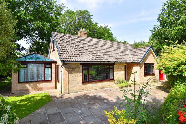 Thumbnail Detached bungalow for sale in Kent Road, Harrogate