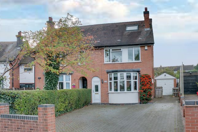 Thumbnail Semi-detached house for sale in Crooks Lane, Studley