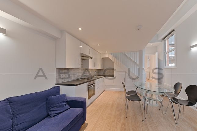 Thumbnail Flat to rent in Anson Road, Willesden Green