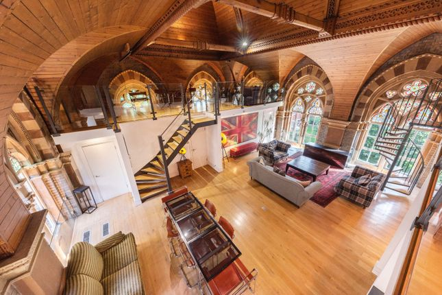 Thumbnail Flat to rent in The Great Hall, Victory Road, London
