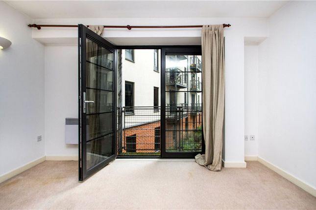 Balcony of Park West, Derby Road, Nottingham NG7