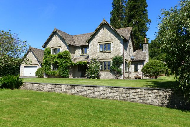 Detached house for sale in Itton, Chepstow