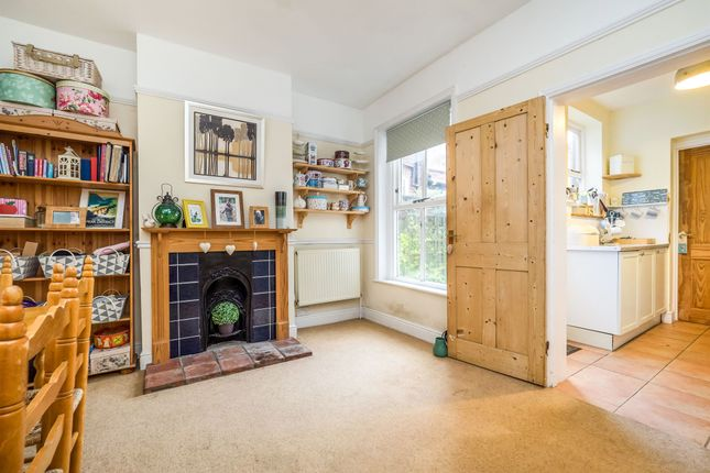 Thumbnail Terraced house for sale in Glebe Road, Norwich