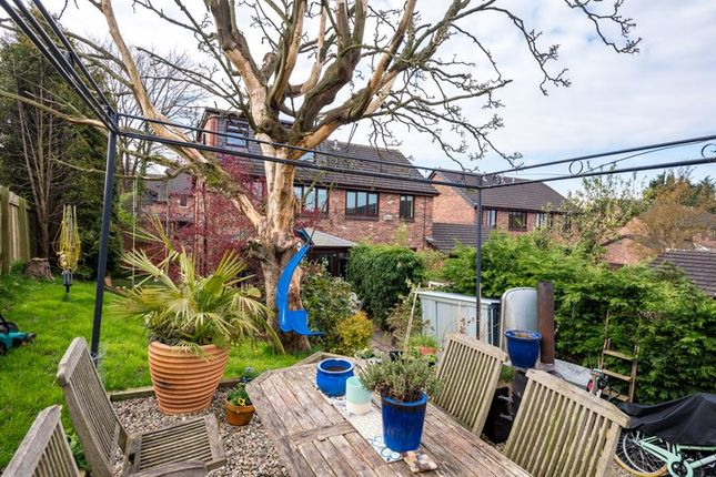 Thumbnail Semi-detached house for sale in Ridgway Gardens, Lymm