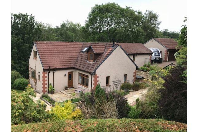 Thumbnail Detached house for sale in Gairney Burn Lane, Powmill