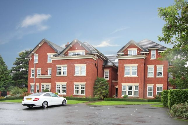 Thumbnail Flat for sale in Chelford House, Stockport, Cheshire