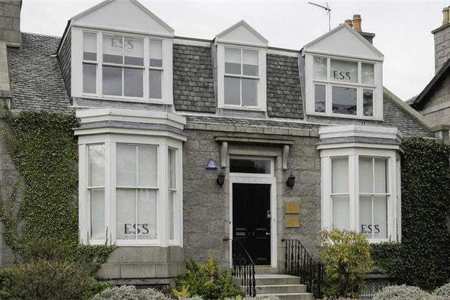 Thumbnail Office for sale in 13 Carden Place, Aberdeen