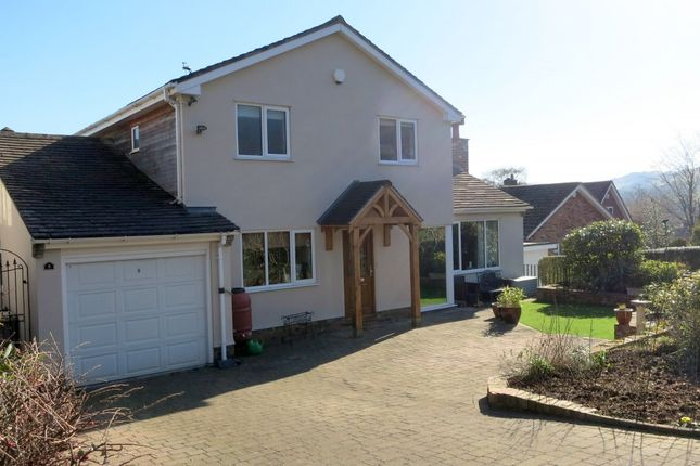 Thumbnail Detached house for sale in Nab Close, Macclesfield, Cheshire East