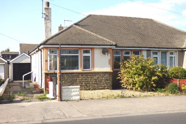 Thumbnail Semi-detached bungalow to rent in Glentworth Road East, Westgate, Morecambe