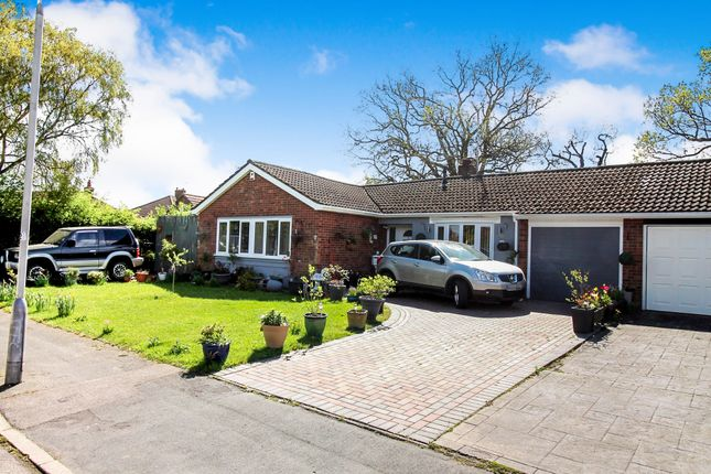 Thumbnail Bungalow for sale in Weavers Close, Prettygate, Colchester