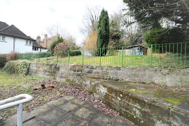 Garden of Woodcote Valley Road, Purley CR8