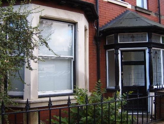 Thumbnail Terraced house to rent in Rosebery Crescent, Jesmond, Jesmond, Tyne And Wear
