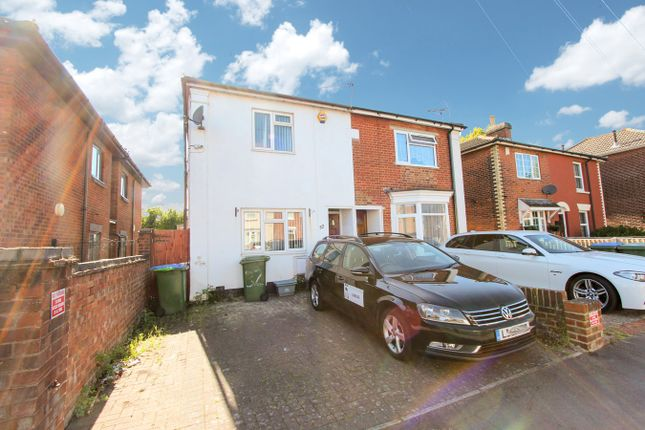 Thumbnail Semi-detached house for sale in Park Road, Freemantle, Southampton