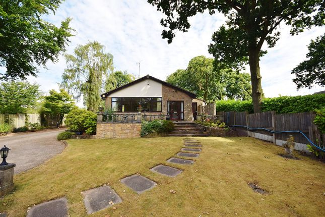 Thumbnail Detached bungalow for sale in Longdale Lane, Ravenshead, Nottingham