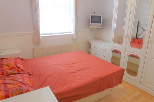 Master Bedroom of St Johns Priory, Merthyr Mawr Road North, Bridgend. CF31