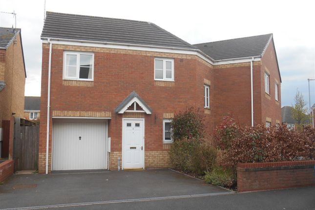 Thumbnail Semi-detached house to rent in Vivaldi Drive, Cannock
