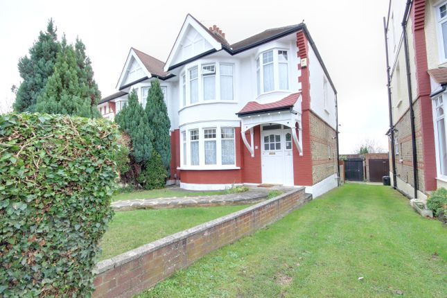 Thumbnail Semi-detached house for sale in The Orchard, Winchmore Hill