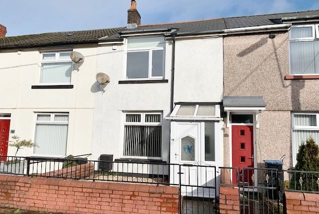 Thumbnail Terraced house for sale in Letchworth Road, Ebbw Vale, Gwent