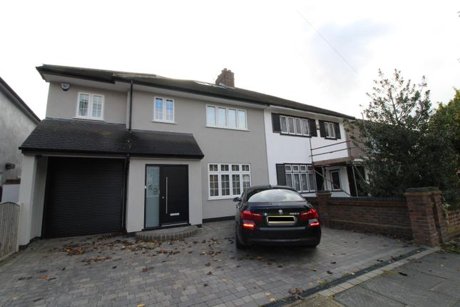 Thumbnail Semi-detached house for sale in Tawny Avenue, Upminster, Essex