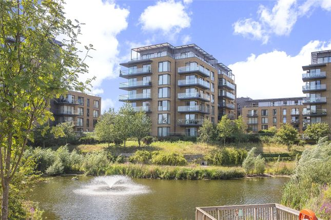 Thumbnail Flat for sale in Wallace Court, 42 Tizzard Grove, Kidbrooke