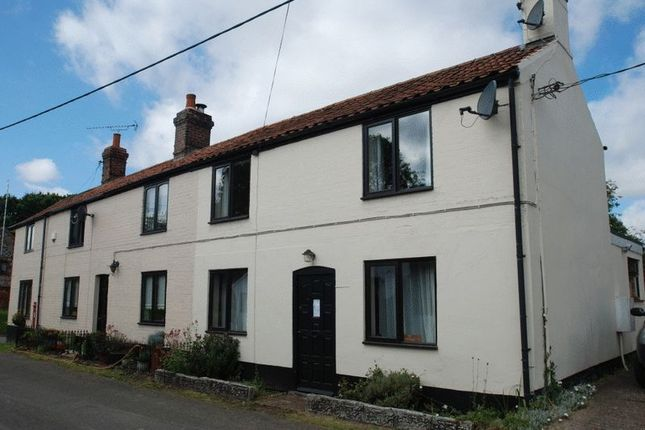 Thumbnail Semi-detached house to rent in The Street, Sparham, Norwich