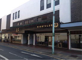Thumbnail Leisure/hospitality to let in Mayflower Street, Plymouth
