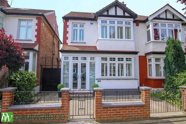Thumbnail Semi-detached house for sale in Monastery Gardens, Enfield
