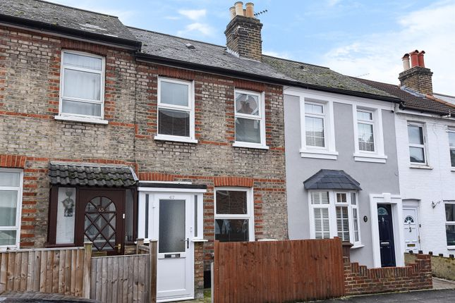Thumbnail Terraced house for sale in Clarence Road, Sutton