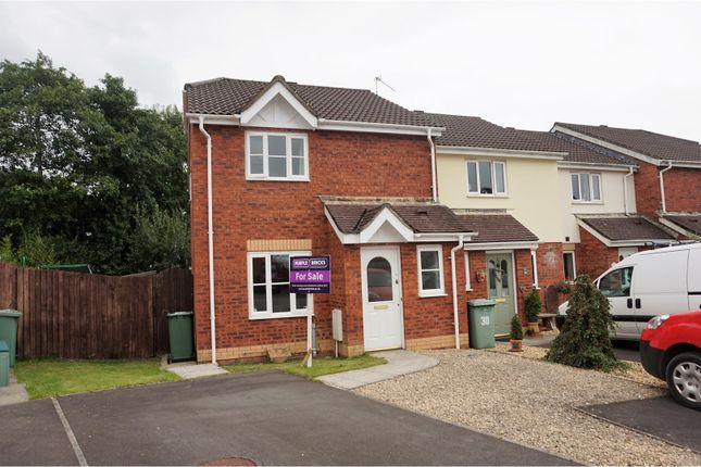 Thumbnail Semi-detached house for sale in Coed Mieri, Pontyclun