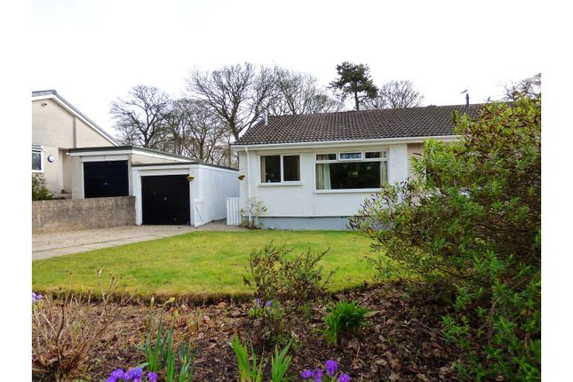 Thumbnail Semi-detached bungalow for sale in Murroes Place, Dundee
